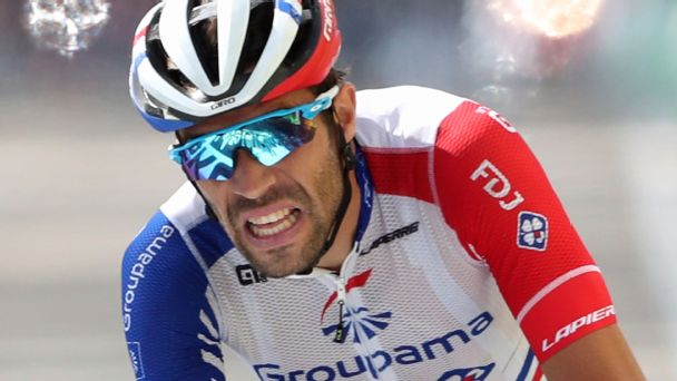 A Frenchman hasn't won a Tour de France in 34 years, it's early but Thibaut Pinot headed in the wrong direction after a tough stage.