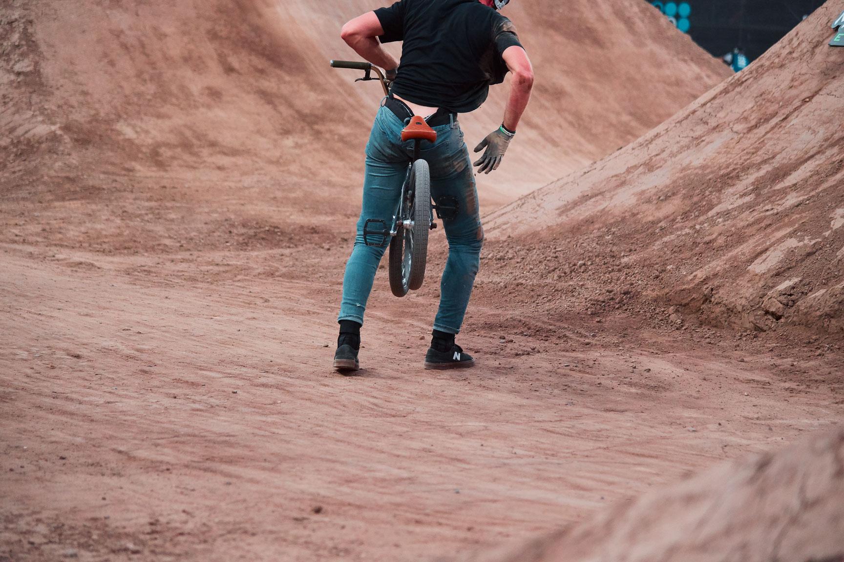 Dawid Godziek, BMX Dirt Final