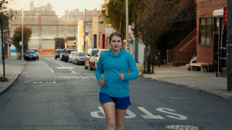 Jillian Bell stars in Brittany Runs a Marathon, which explores the life of a millennial woman as she works to improve her health and wellness.