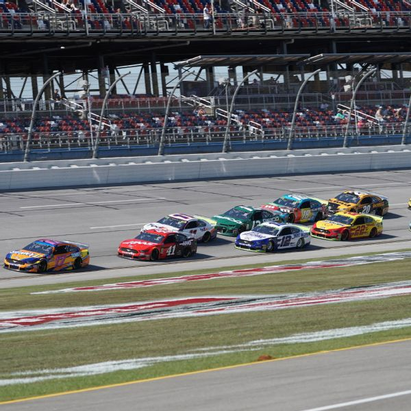 Drivers will be looking to work closely with teammates, or at least others driving for the same manufacturer, during Sunday's Cup series playoff race at Talladega.
