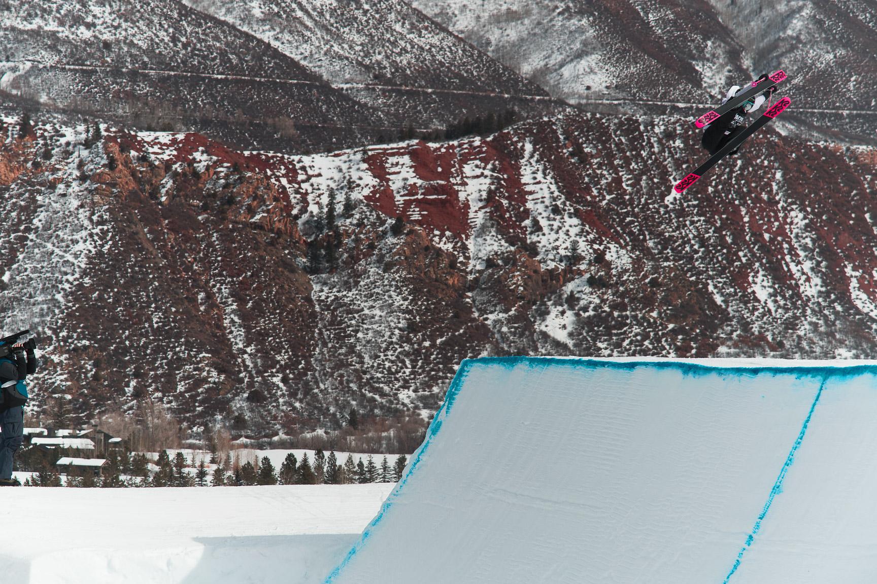 Maggie Voisin, W Ski Slopestyle