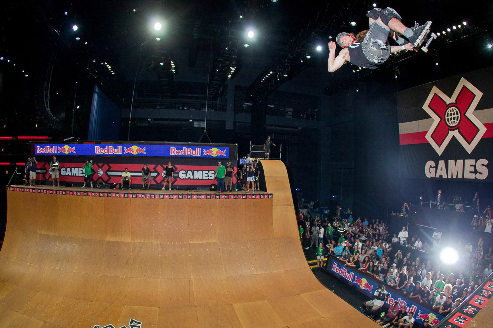 #17 Shaun White: Skate Vert Gold
