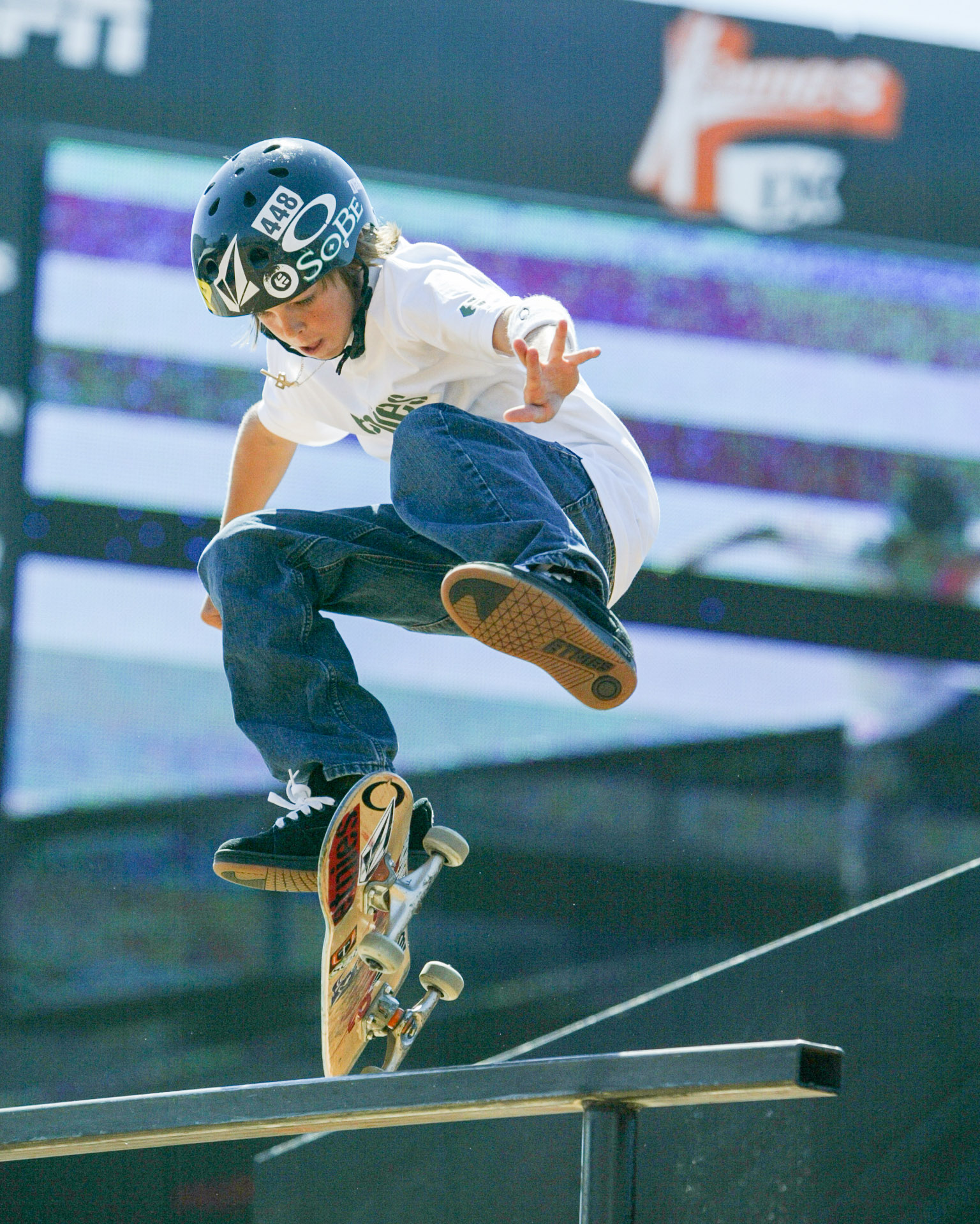 #20 Ryan Sheckler: Youngest Gold Medalist