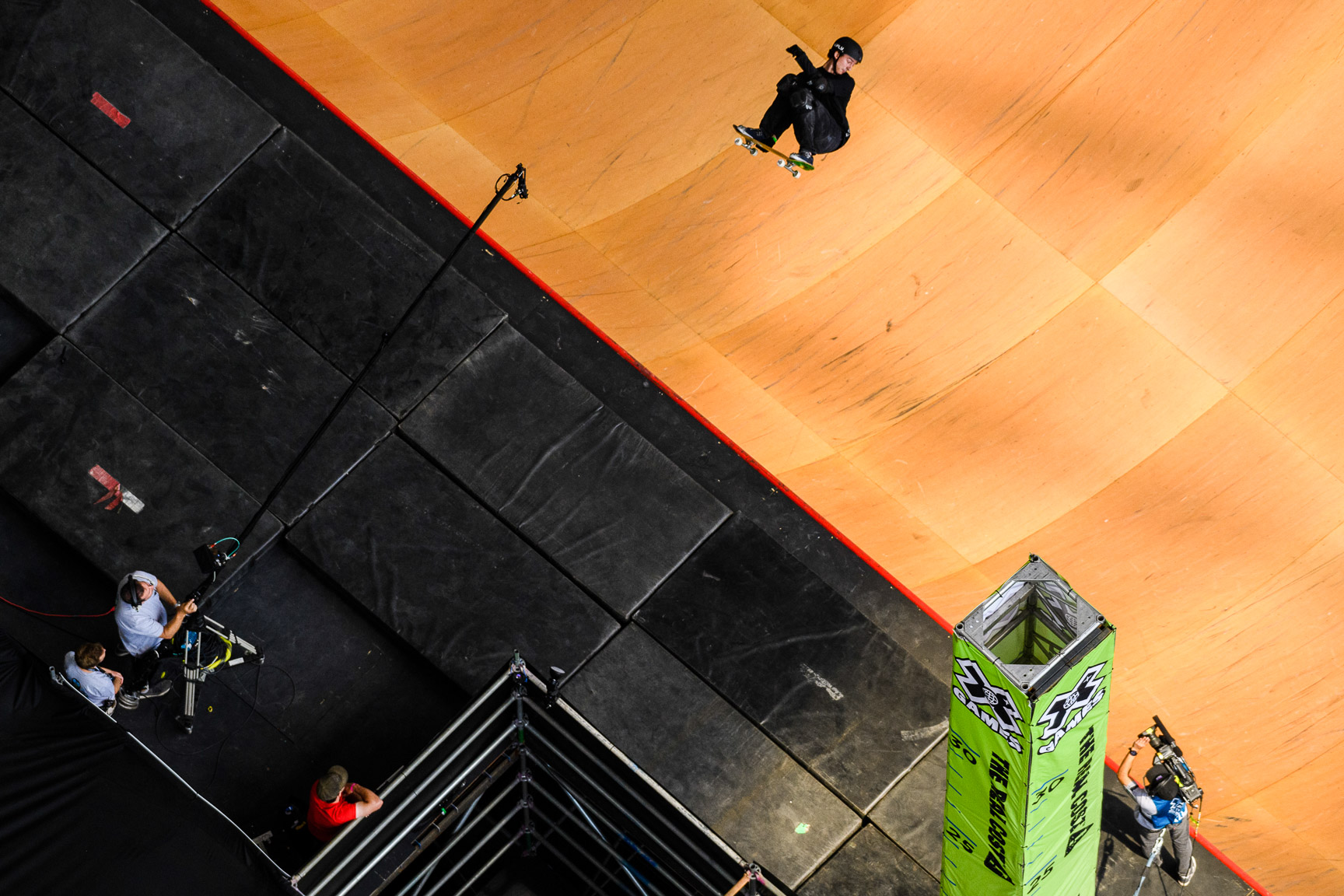 #3 Mitchie Brusco: First Skate 1260