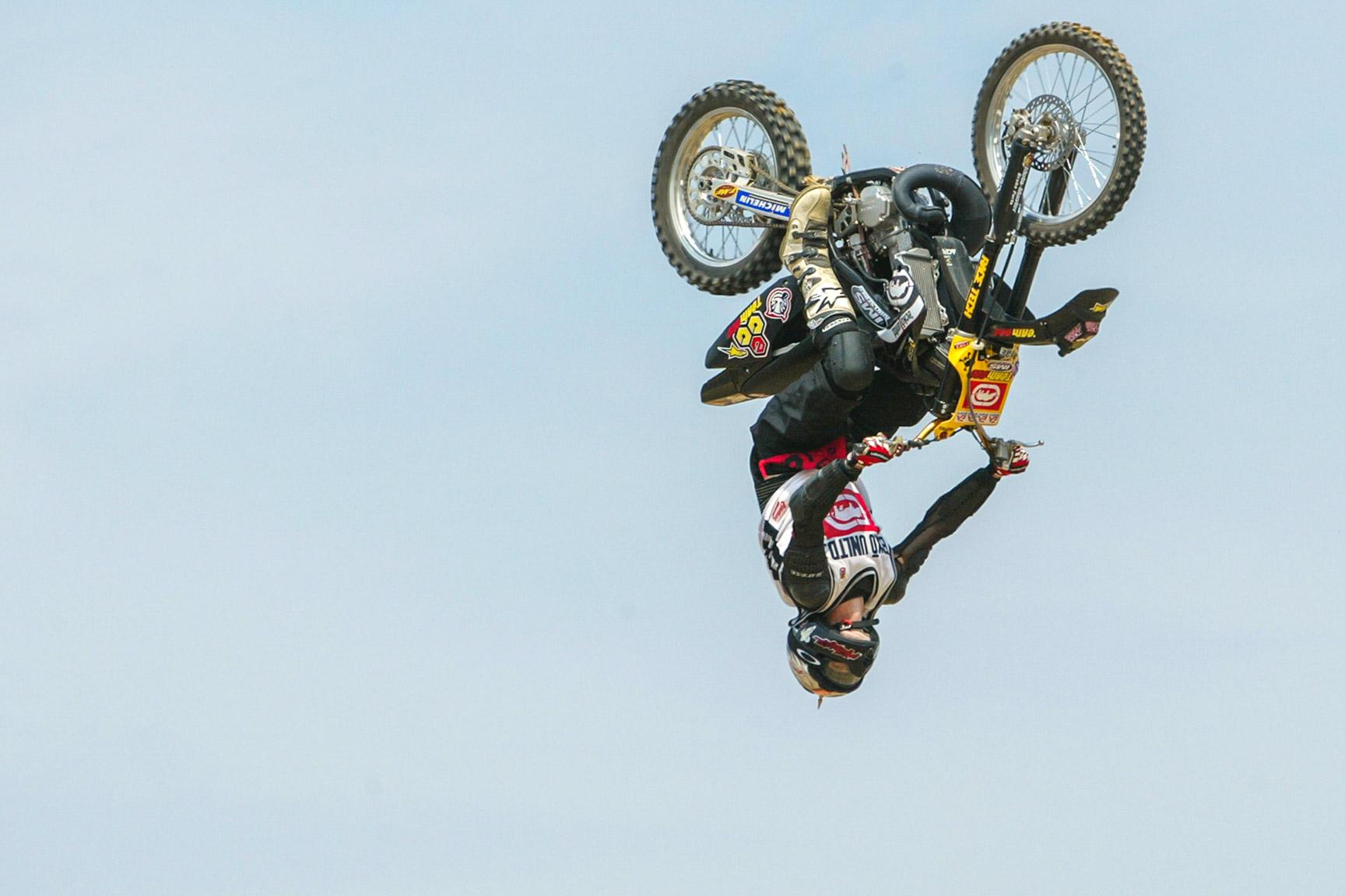 #6 Mike Metzger: Moto X Backflip