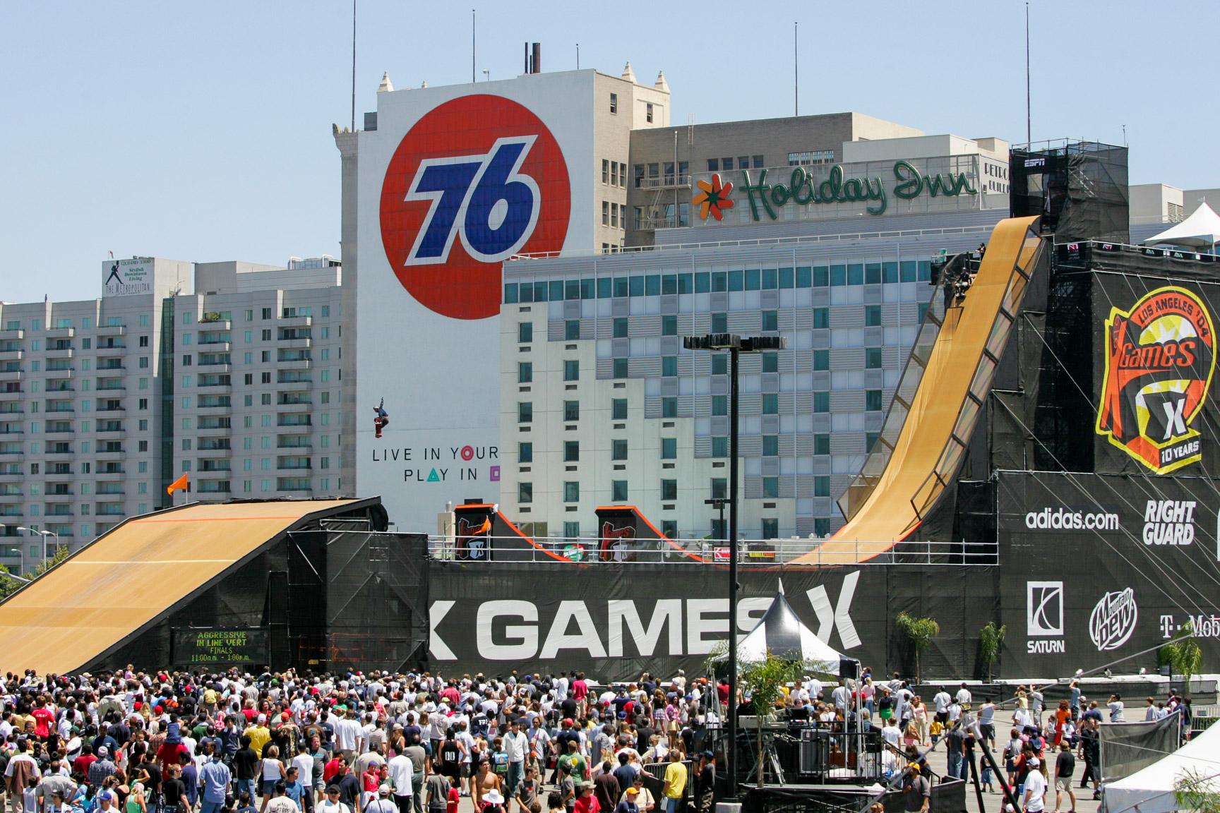#14 Birth of X Games Big Air