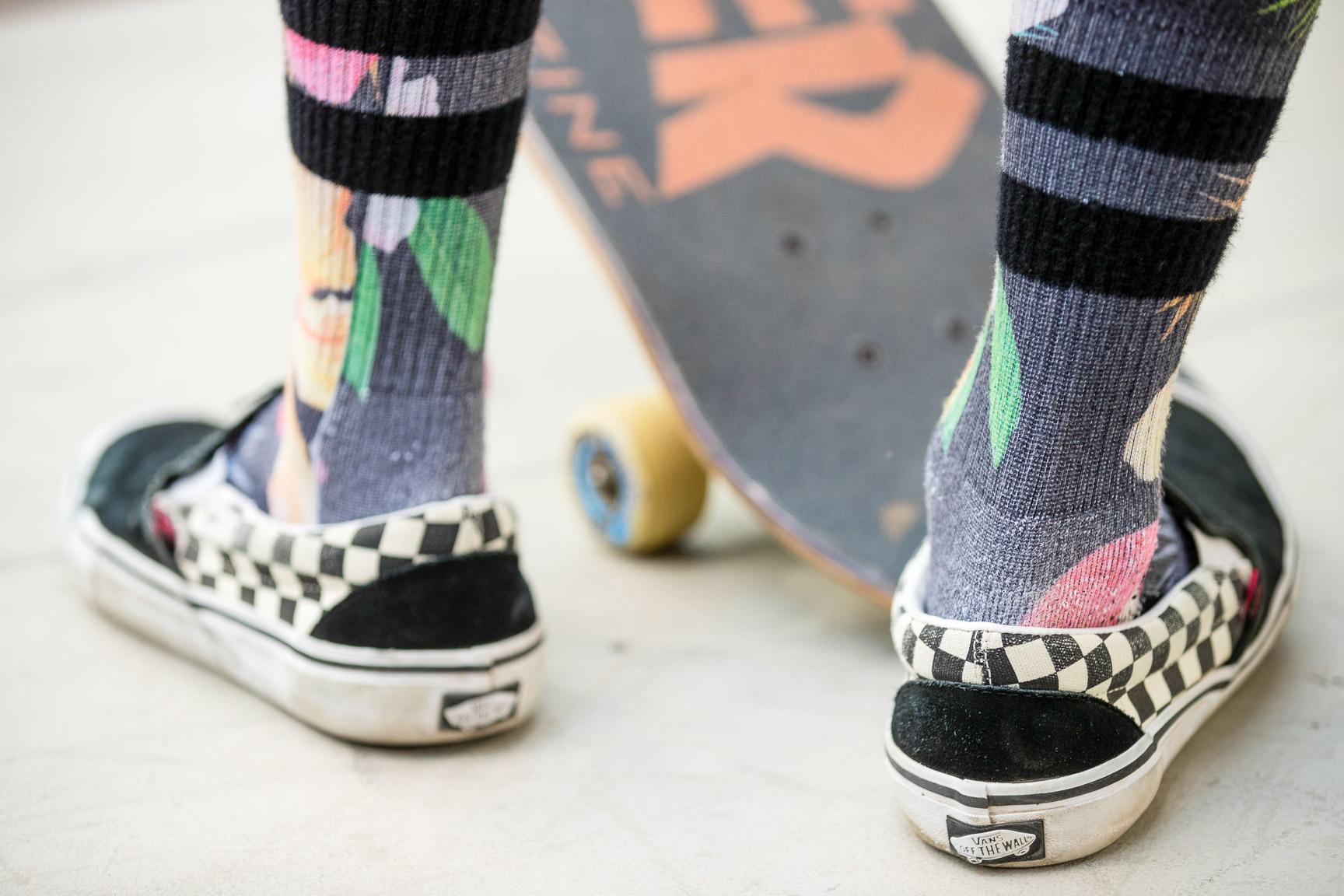 Shoe sponsors
