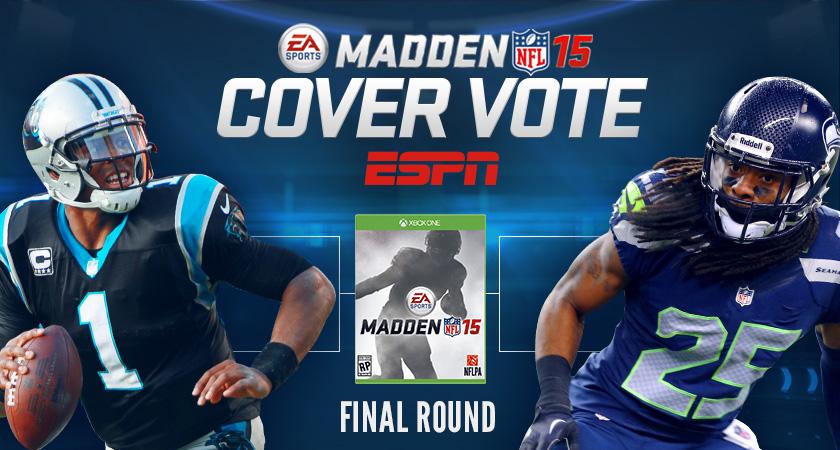 Madden NFL 16 Cover Vote - ESPN