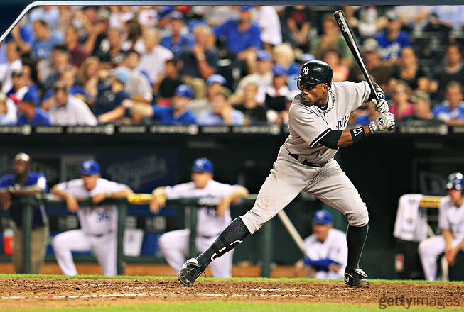 <b>CF -- New York Yankees</b><br /> Granderson underwent a lot of work to refine his swing, with much help from Yankees hitting coach Kevin Long. And the work paid off in a big way. Granderson put together an MVP-worthy season in 2011.