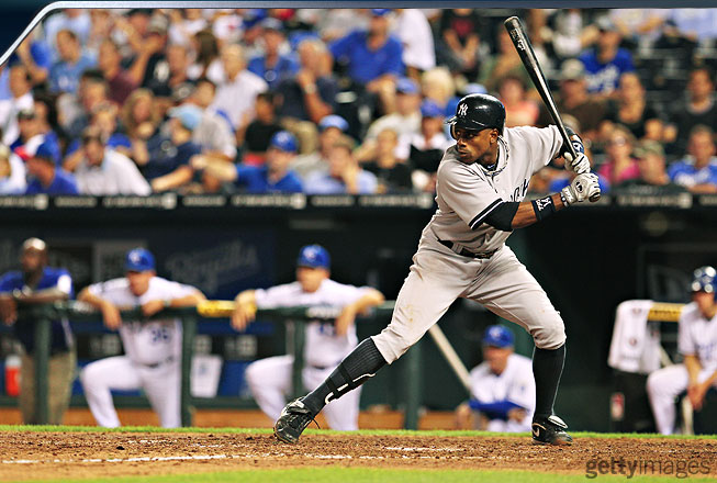 In particular, he'd had trouble picking up the ball against left-handers. Granderson entered the season with a career .215 batting average against lefties, but he was determined to change his approach in order to get better results.