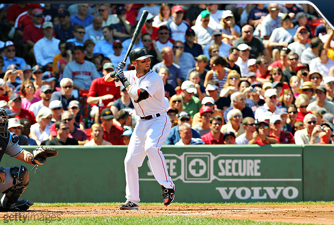 <b>2B -- Boston Red Sox</b><br /> Yes, Pedroia is NOT in the playoffs, although no one could have predicted his absence from the postseason in the middle of September. In fact, Pedroia's inclusion here reflects the historic nature of Boston's collapse.
