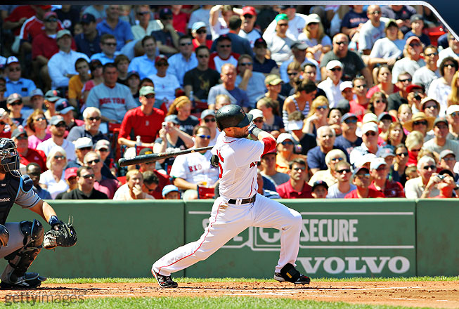 Pedroia was mentioned as a strong MVP candidate as late as mid-September and finished third in the American League in Wins Above Replacement, according to FanGraphs, behind teammate Jacoby Ellsbury and Blue Jays slugger Jose Bautista.