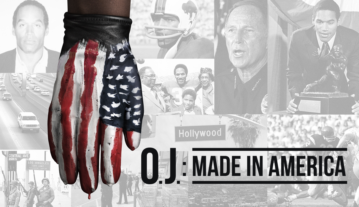 Watch 'O.J.: Made in America', a documentary about O.J. Simpson directed by Ezra Edelman.