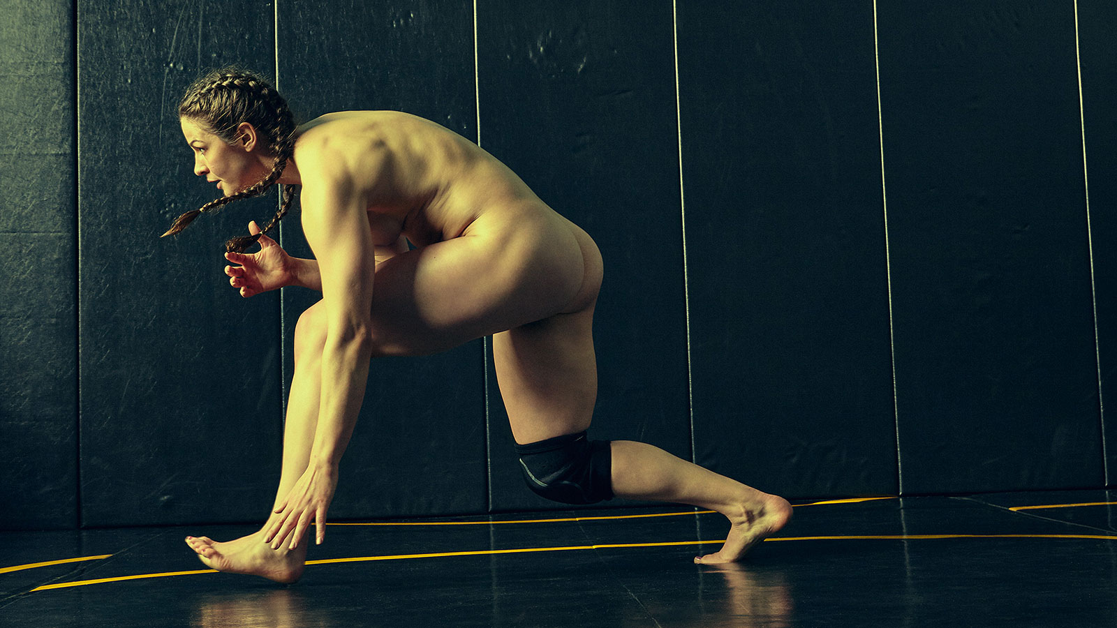 Adeline Gray, Wrestling, featured in the Body Issue 2016: Fully Exposed on ESPN the Magazine