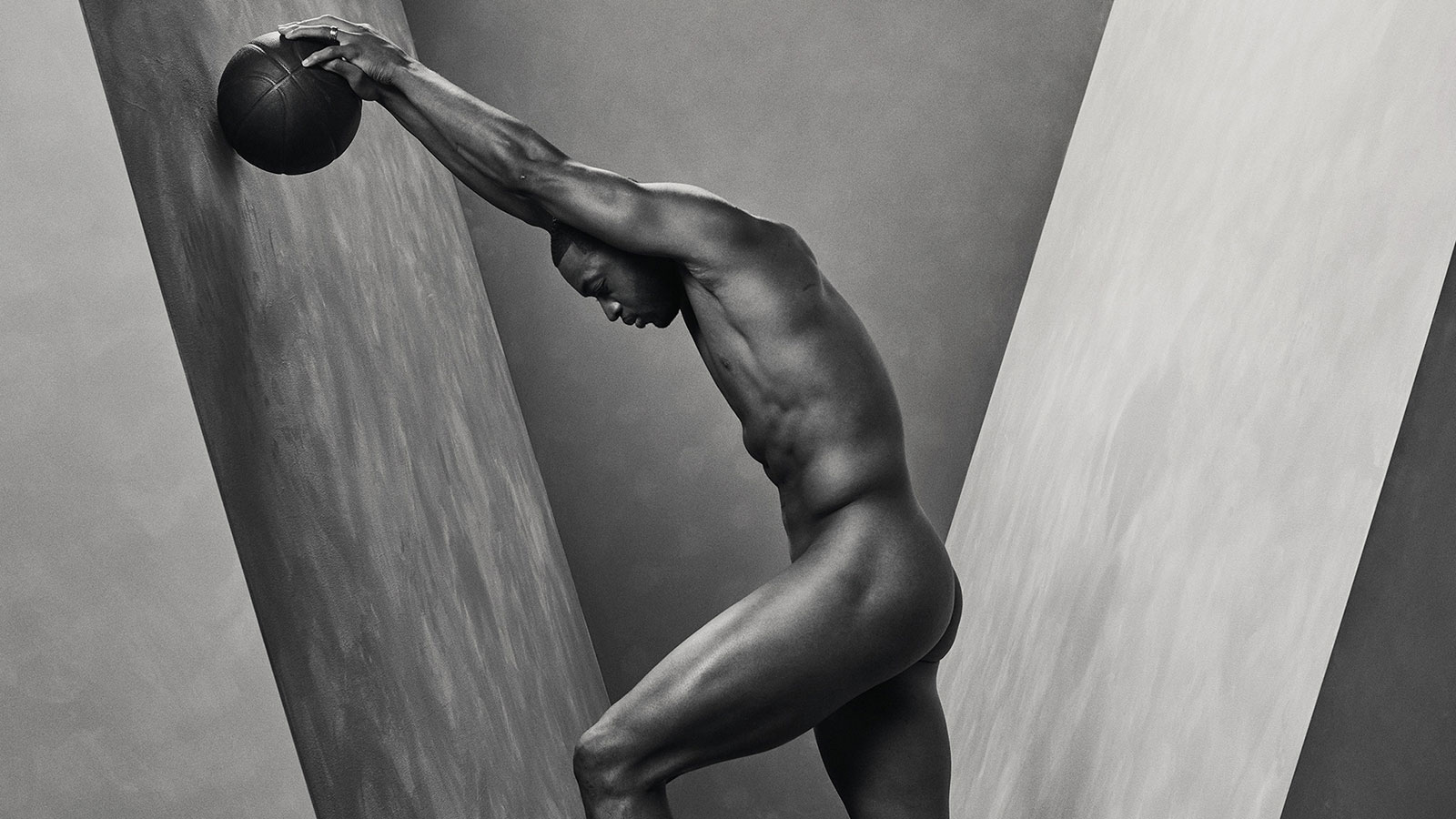 Dwyane Wade, NBA, featured in the Body Issue 2016: Fully Exposed on ESPN the Magazine