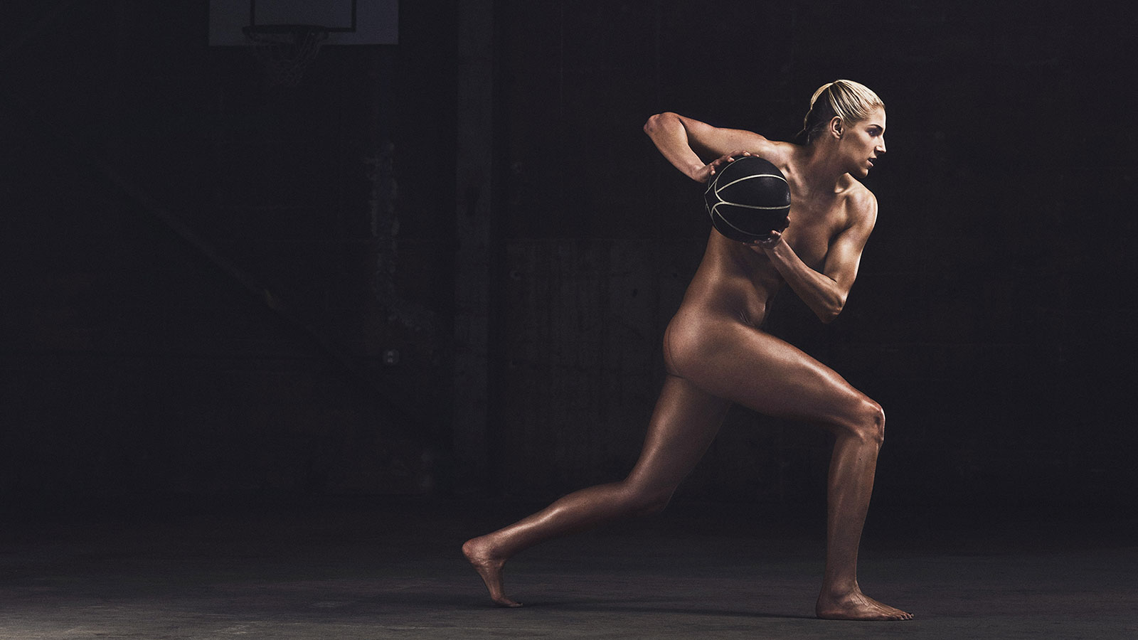 Elena Delle Donne, WNBA, featured in the Body Issue 2016: Fully Exposed on ESPN the Magazine