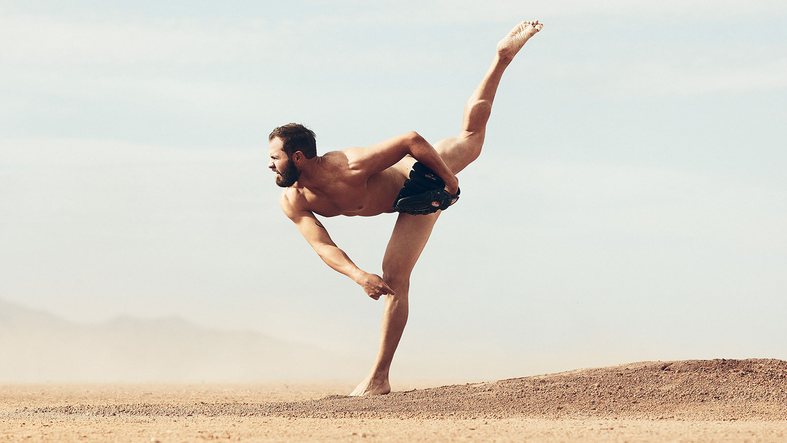 Jake Arrieta, MLB, featured in the Body Issue 2016: Fully Exposed on ESPN the Magazine