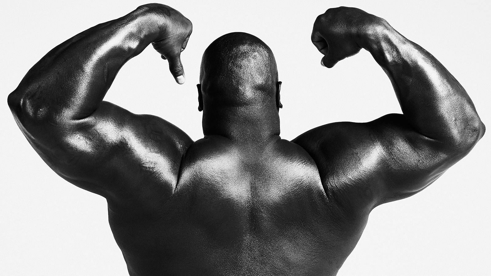 Vince Wilfork, NFL, featured in the Body Issue 2016: Fully Exposed on ESPN the Magazine