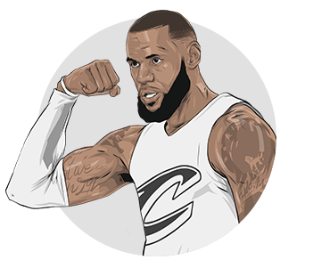 results lebronjames - Can you draft an All-Star champ? Assemble your own superstar roster