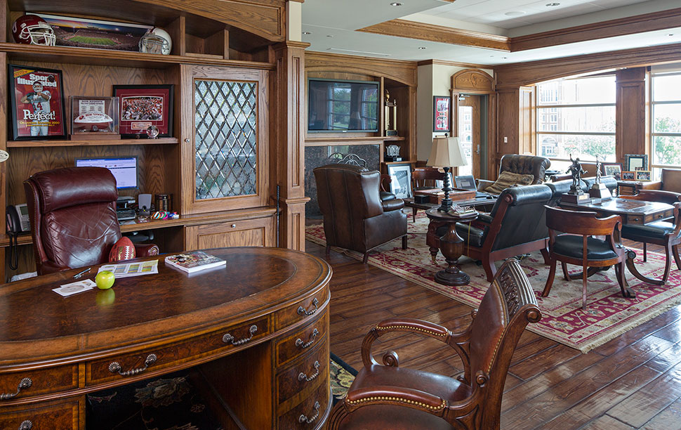 Inside the Office - Bob Stoops - ESPN
