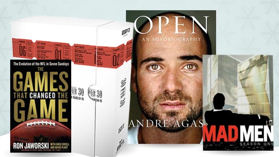 Holiday Gift Guide - Books and DVDs