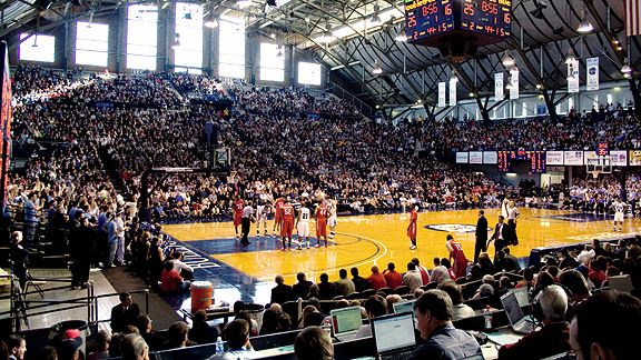 Pilgrimage Hinkle Fieldhouse Yes The Butler Did It