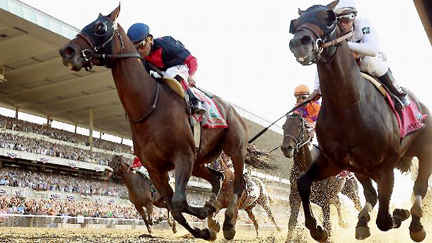 Tonalist wins the 146th Belmont Stakes.