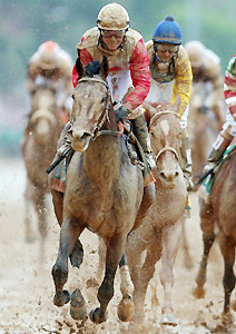 Orb wins the 139th Kentucky Derby