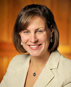 Jen Roytz, marketing and communications director at Three Chimneys Farm