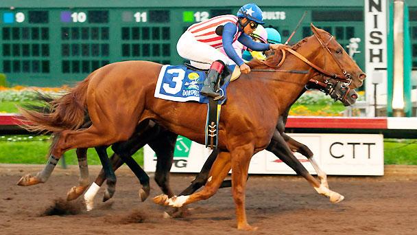 dortmund horse racing results