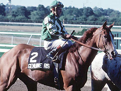 1980 Kentucky Derby winner Genuine Risk