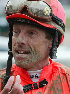 Jockey Richard Migliore