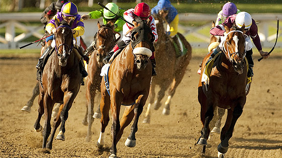 The Triple Crown 2011