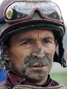 Jockey Jose Santos