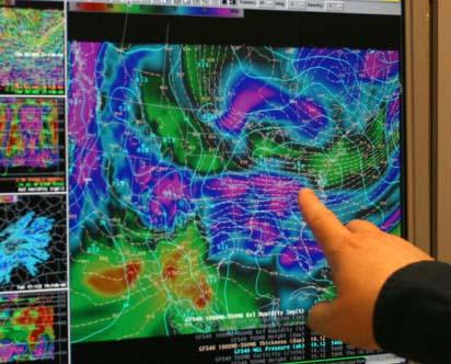 Brasil fabricará satélite para prever temporais