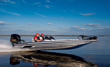Skeeter FX Series with Yamaha SHO motor