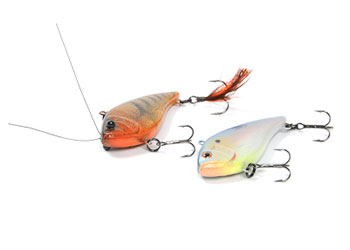 Custom Lures Unlimited IKONIC series