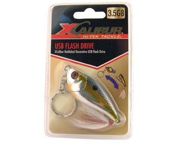  XCalibur Flash Drive