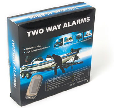 Two Way Boat Alarms