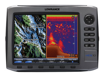 Lowrance's High-Definition Systems