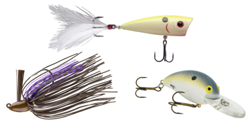 PRADCO Fishing Three-Pack