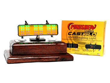 Punisher's Castglo LED fishing light