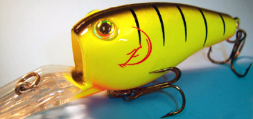 Action Lures' Action Minnow