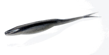 Zoom Bait Co.'s Magnum Super Fluke