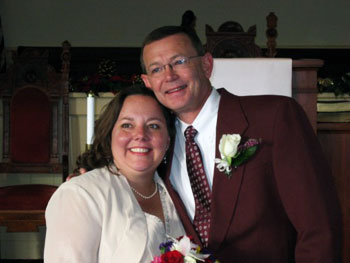 Donna and Jim Tyree