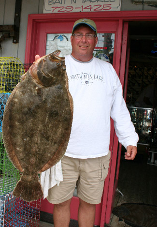 Courtesy: Chris GatleyBill Vasaturo of Morgantown, PA caught this 