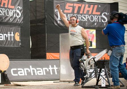 Stihl Timbersports Championships