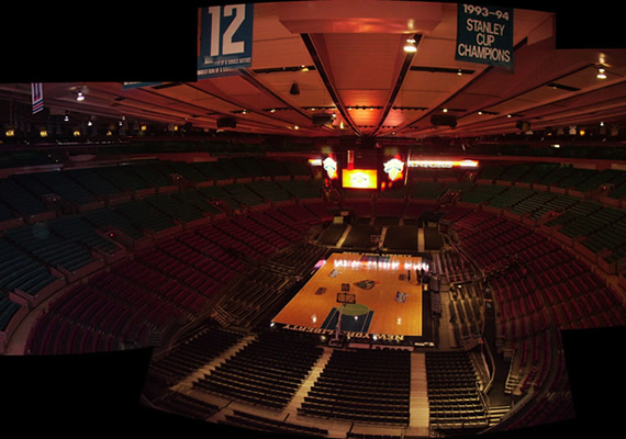 New york vs london living cost largest compared - Madison square garden concert capacity ...