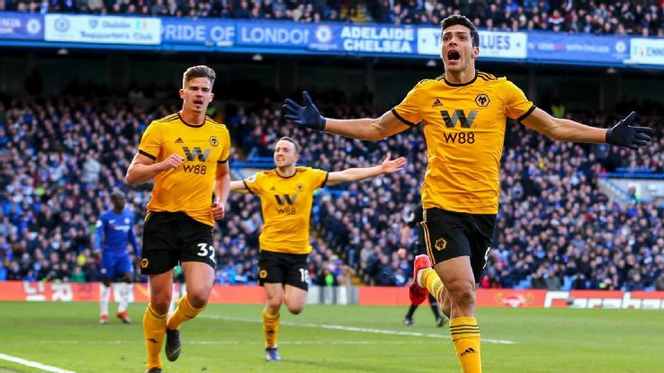 Wolves sign Mexican striker Jimenez for club-record £30m 3