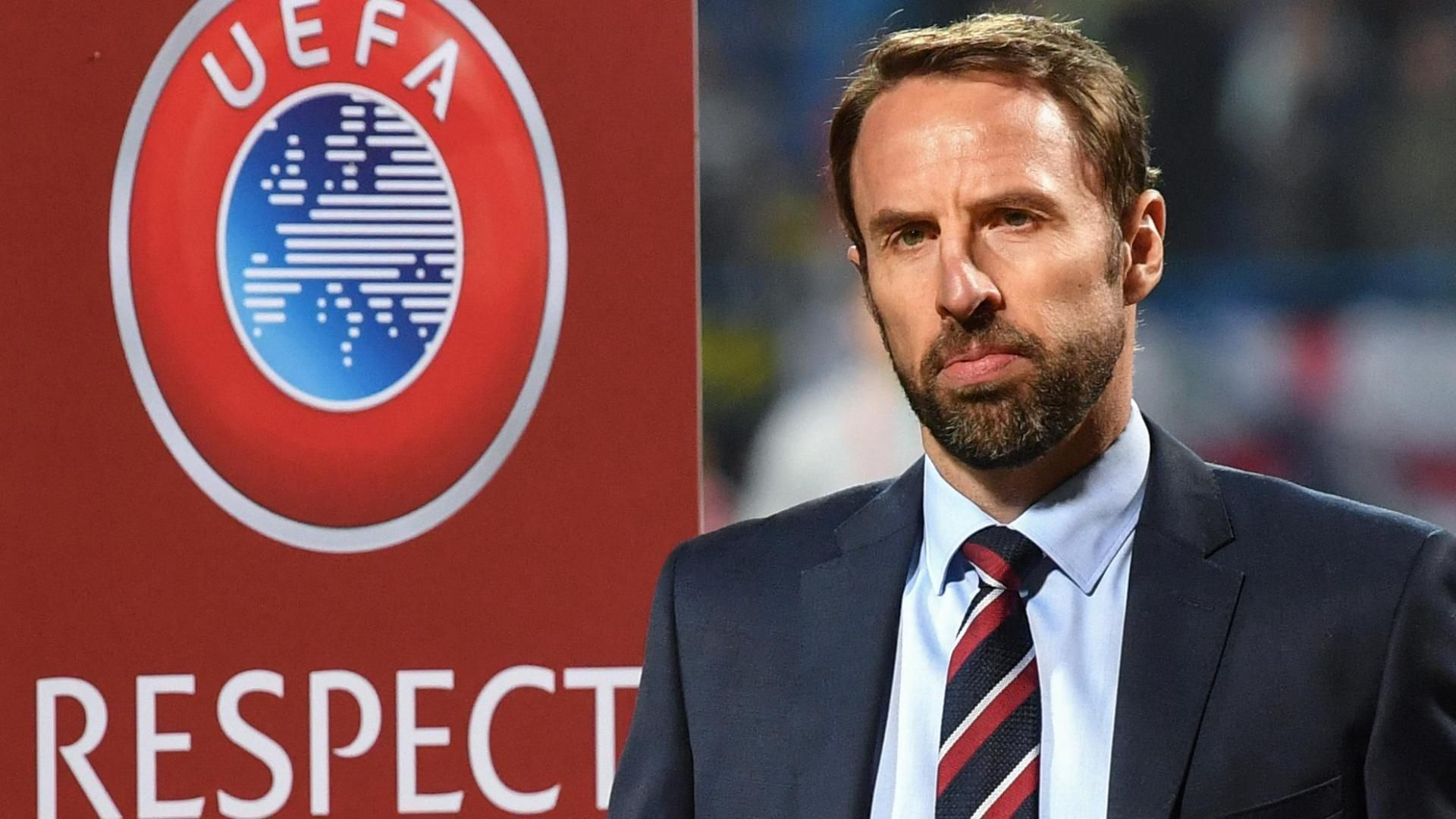 England players don't trust system to tackle racism - Southgate 2